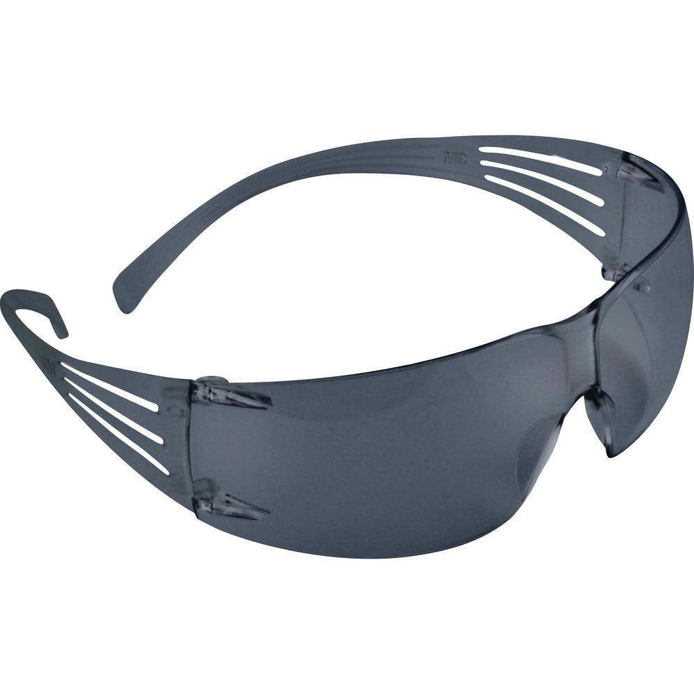 3M SecureFit Protective Eyewear - Ultraviolet Protection - Polycarbonate Lens - 1 Each. Picture 1