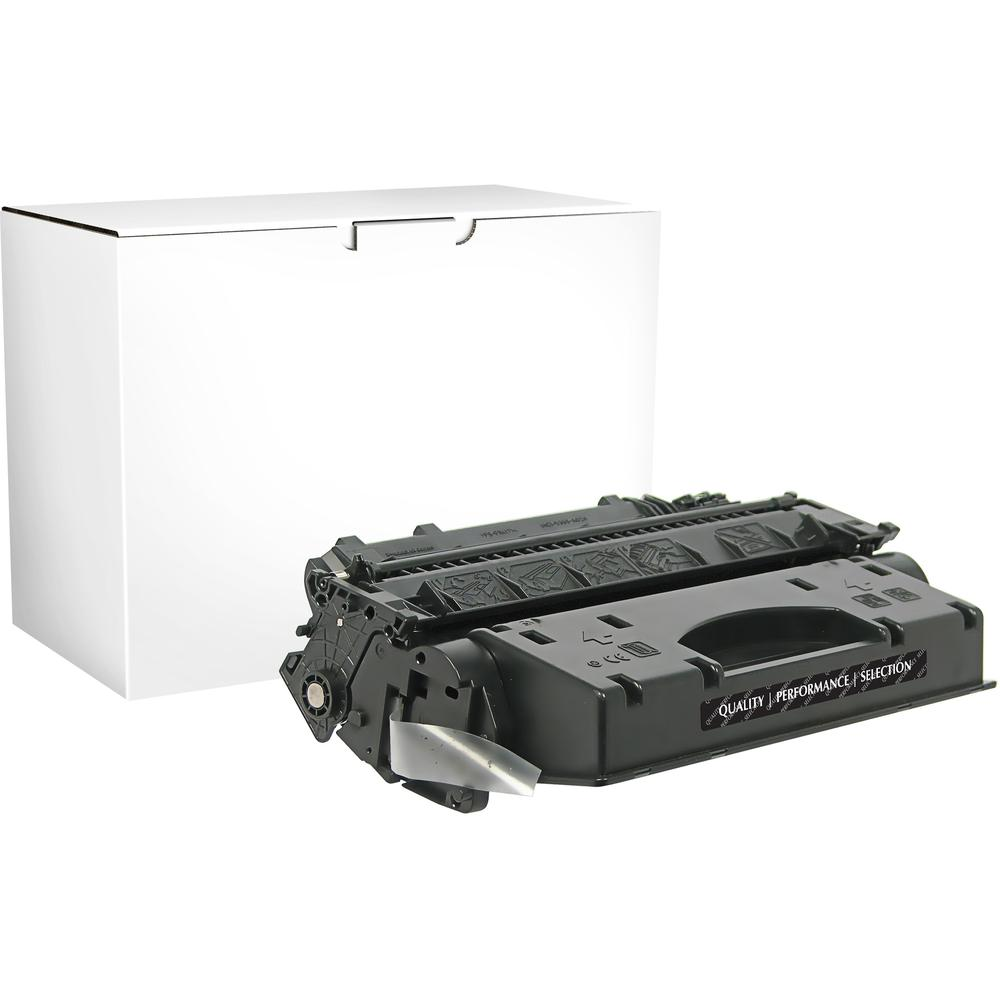 Elite Image Remanufactured Toner Cartridge - Alternative for Canon 119 - Black - Laser - High Yield - 6400 Pages - 1 Each. Picture 1