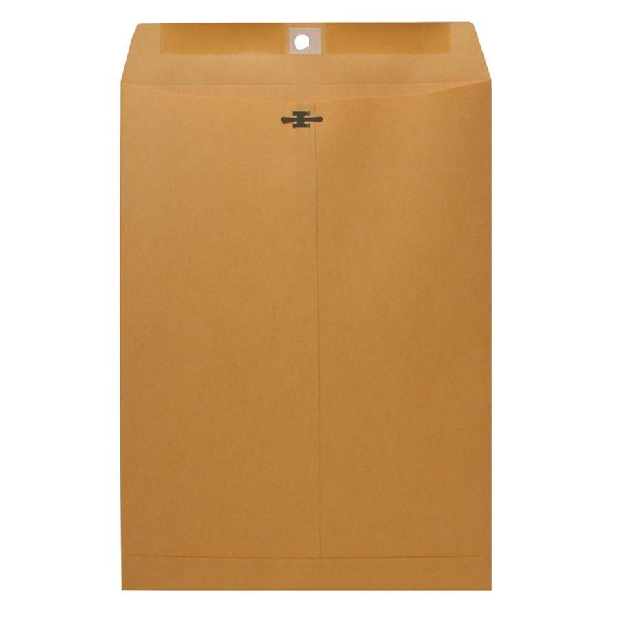 Sparco 32 Lb Heavy Duty Kraft Clasp Envelopes Clasp
