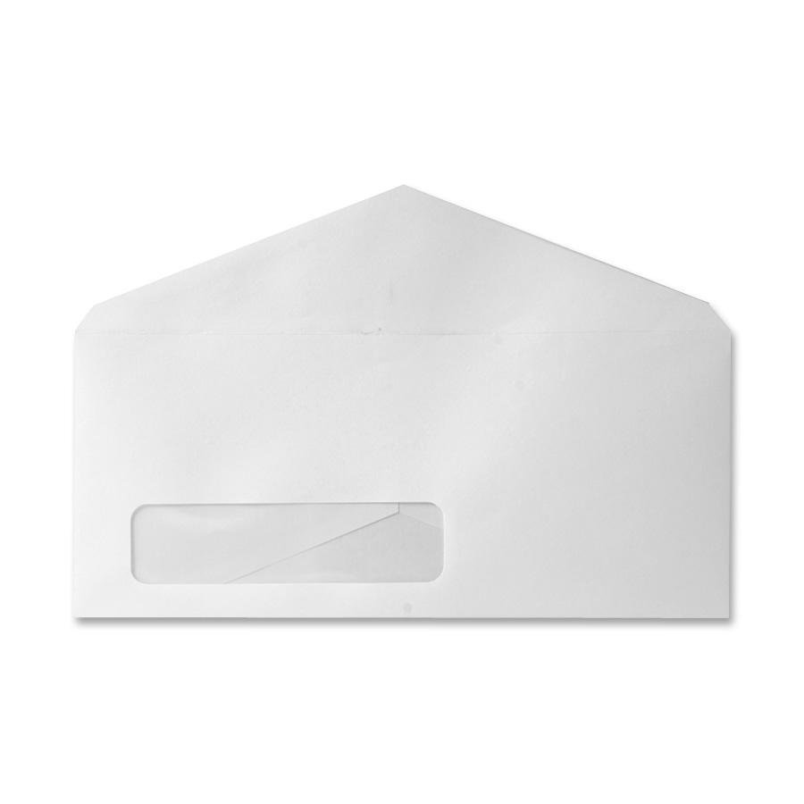 Sparco diagonal seam window envelopes single window for 10 window envelope