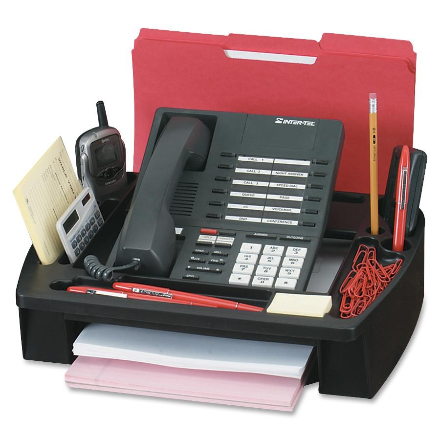 Compucessory Telephone Stand Organizer 5 Quot Height X 11 5