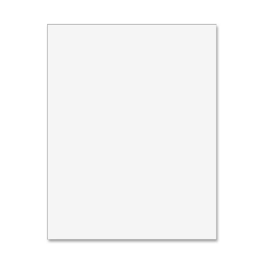 "Pacon Coated Poster Board - Printing - 22"" x 28"" - 100 ..."