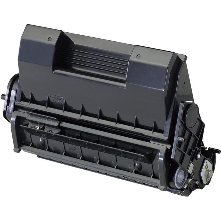 Oki Original Toner Cartridge - Laser - 10000 Pages - Black - 1 Each. Picture 1
