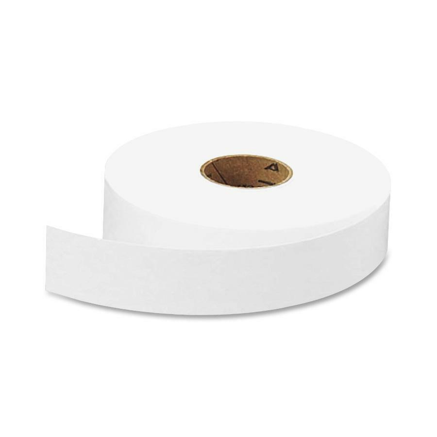 """Monarch Model 1155 Pricemarker Labels - 3/4"""" x 1 13/64"""" Length - White - 1 / Roll. Picture 1"""