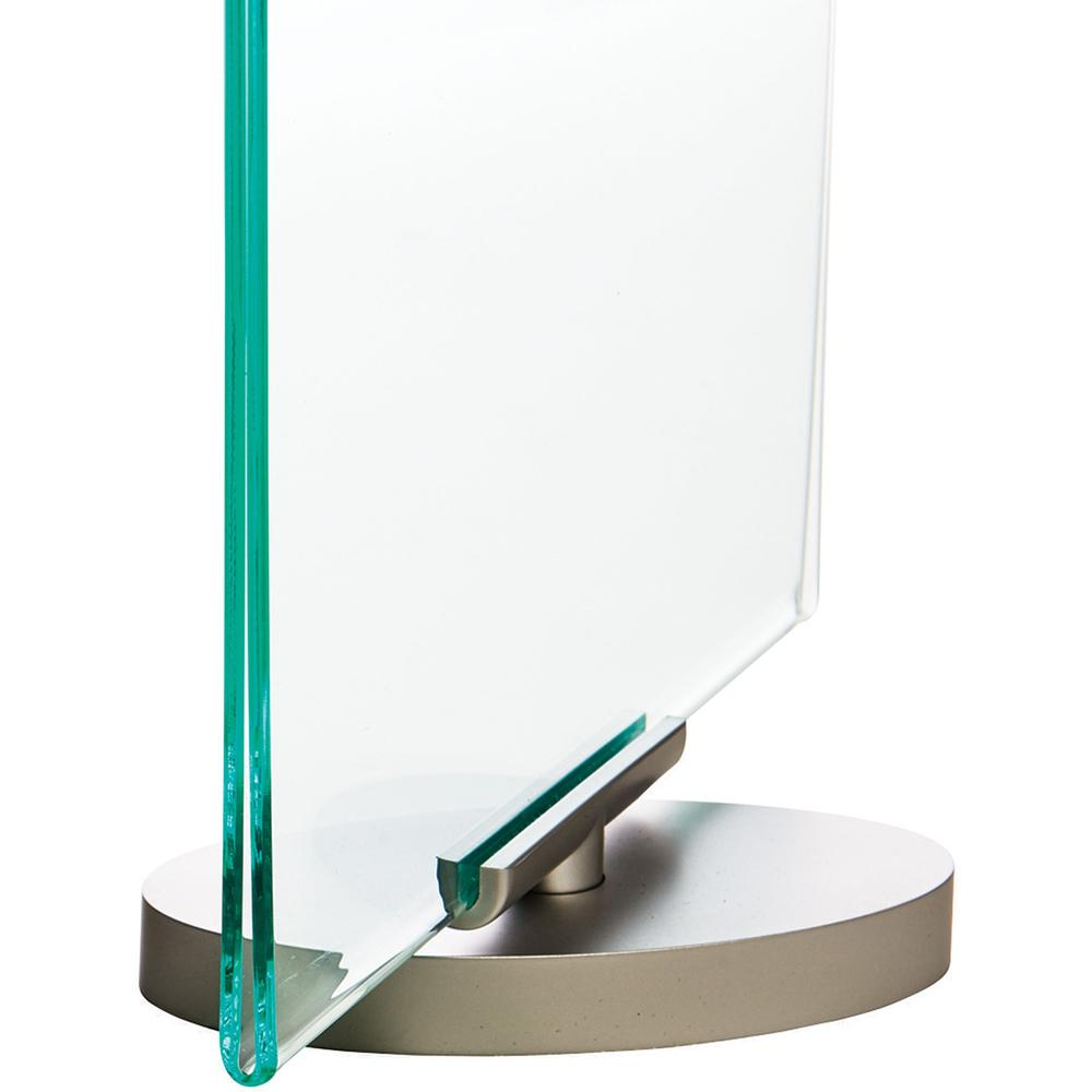 Deflecto Swivel Sign Holder 7 Quot X 5 Quot Plastic 1 Each