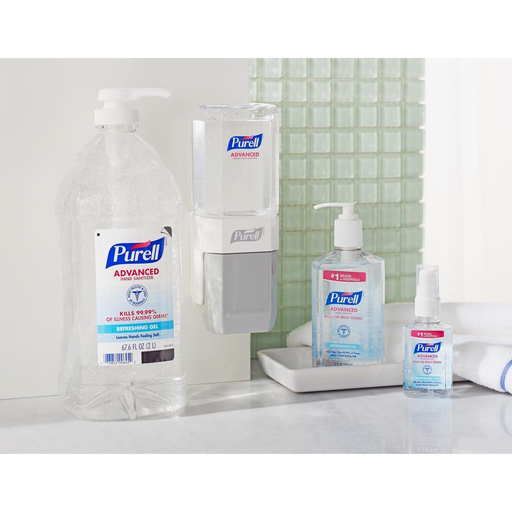purell ltx 12 dispenser instructions