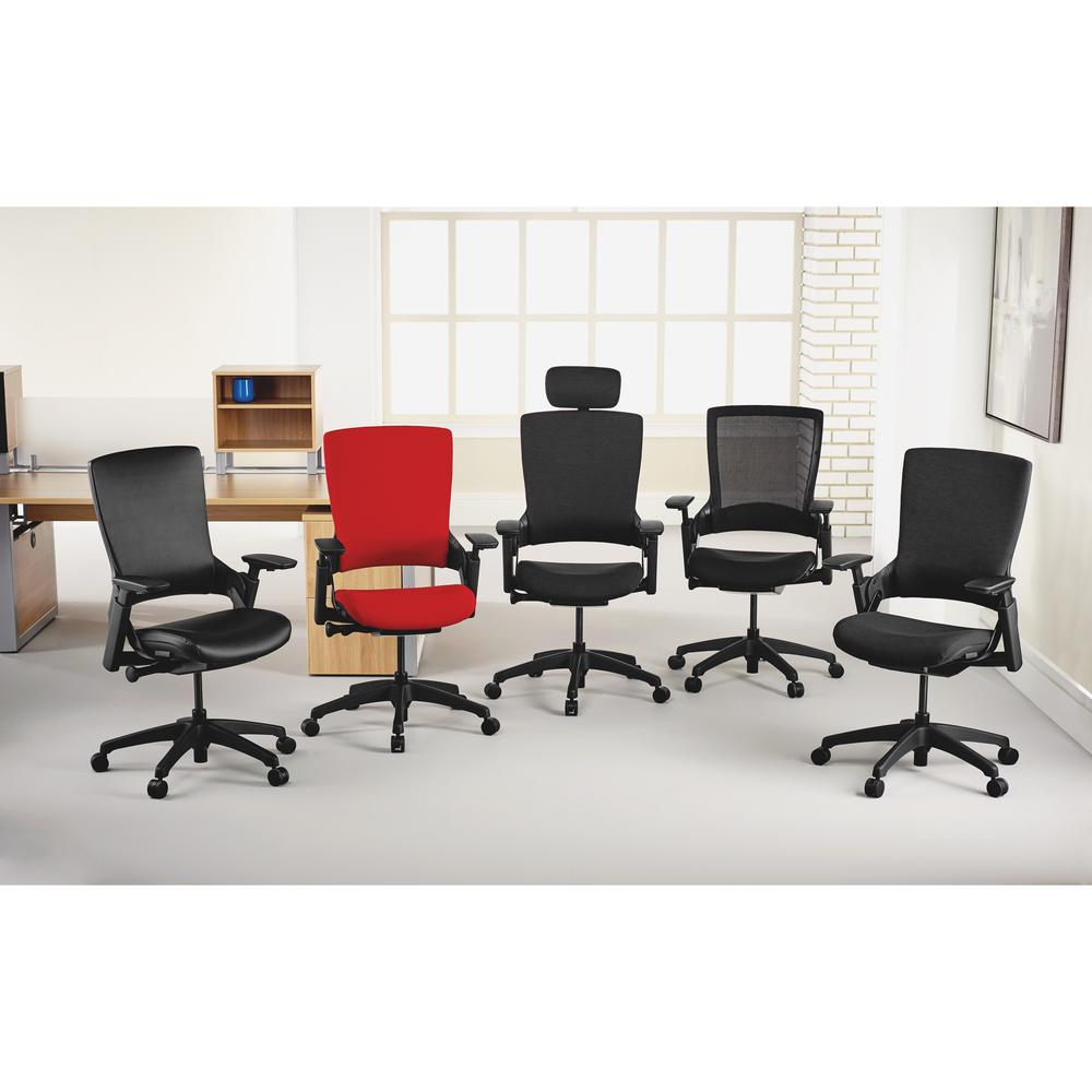 lorell serenity series executive multifunction high back chair