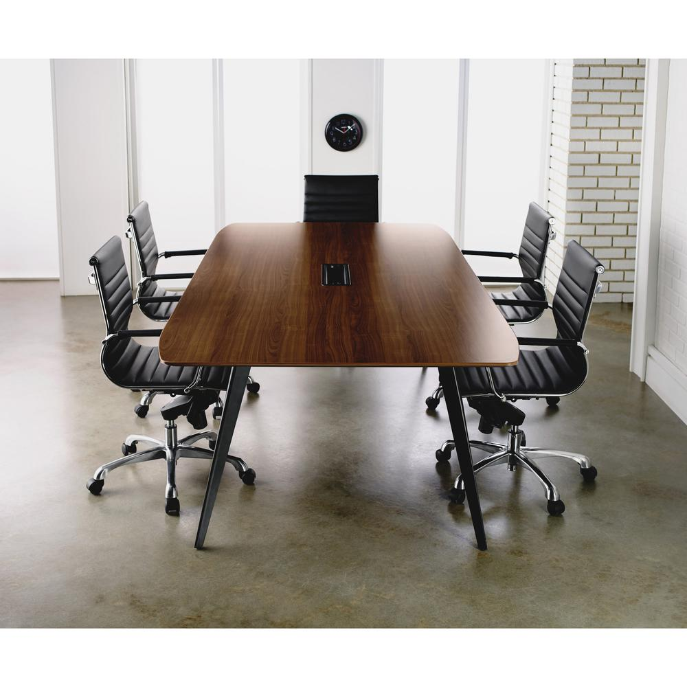 Lorell Rectangular Conference Leg Table Base Four Leg Base - Rectangular conference room table