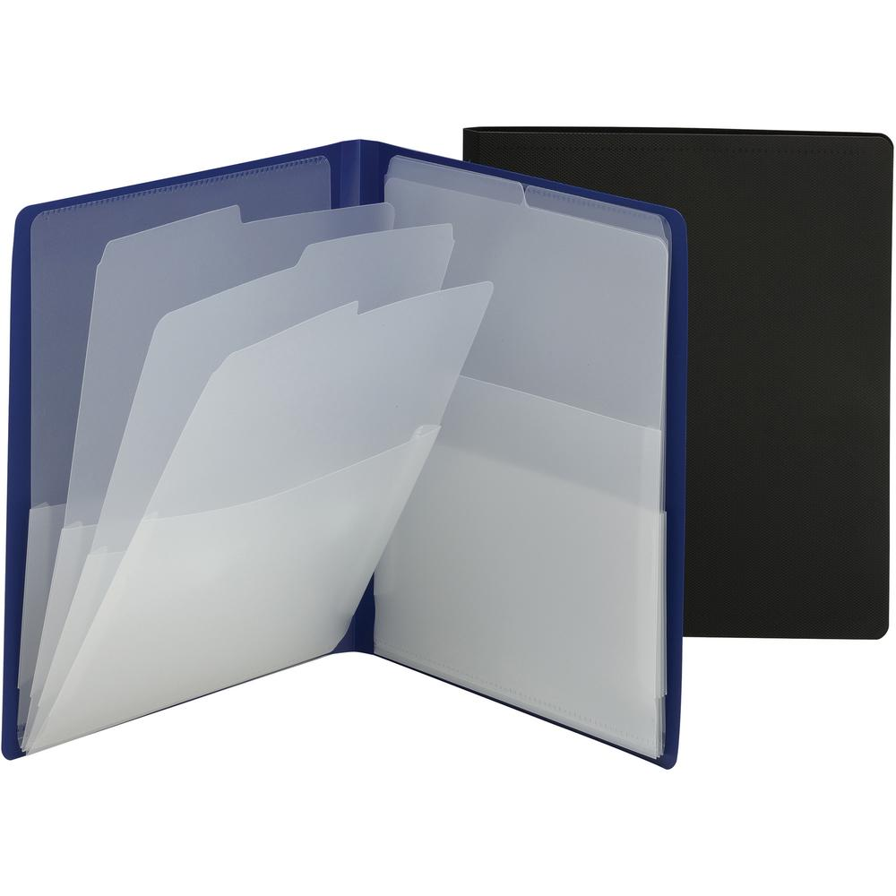 Smead Organized UP Multi-Pocket Organizer - Letter - 8 1/2