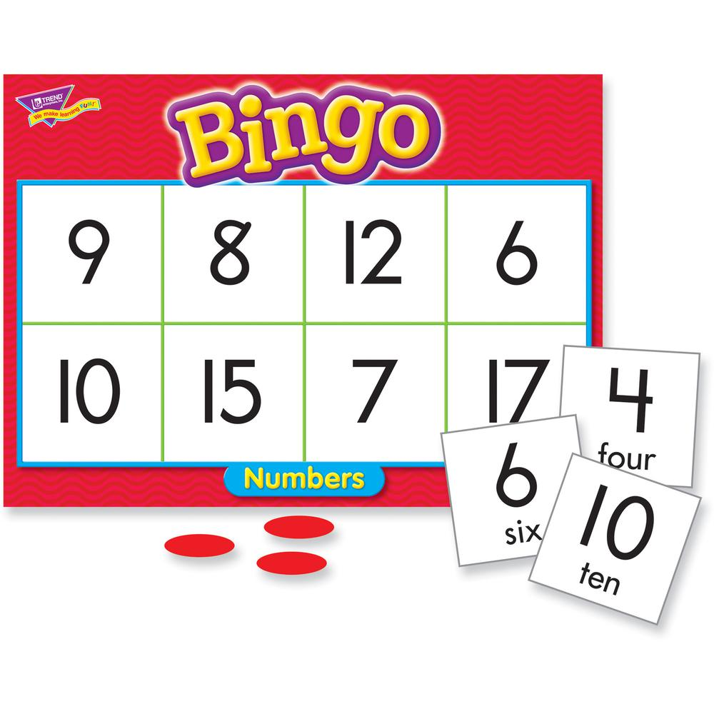 math bingo: fun ways to play with numbers - teach mama