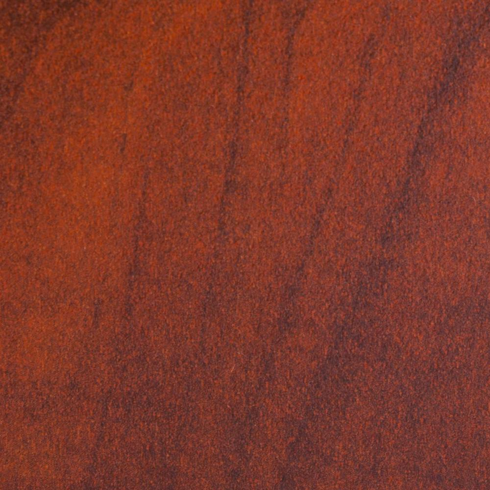 "Lorell Chateau Return - Top, 42"" x 24"" x 30"" - Reeded Edge - Finish: Cherry Laminate"