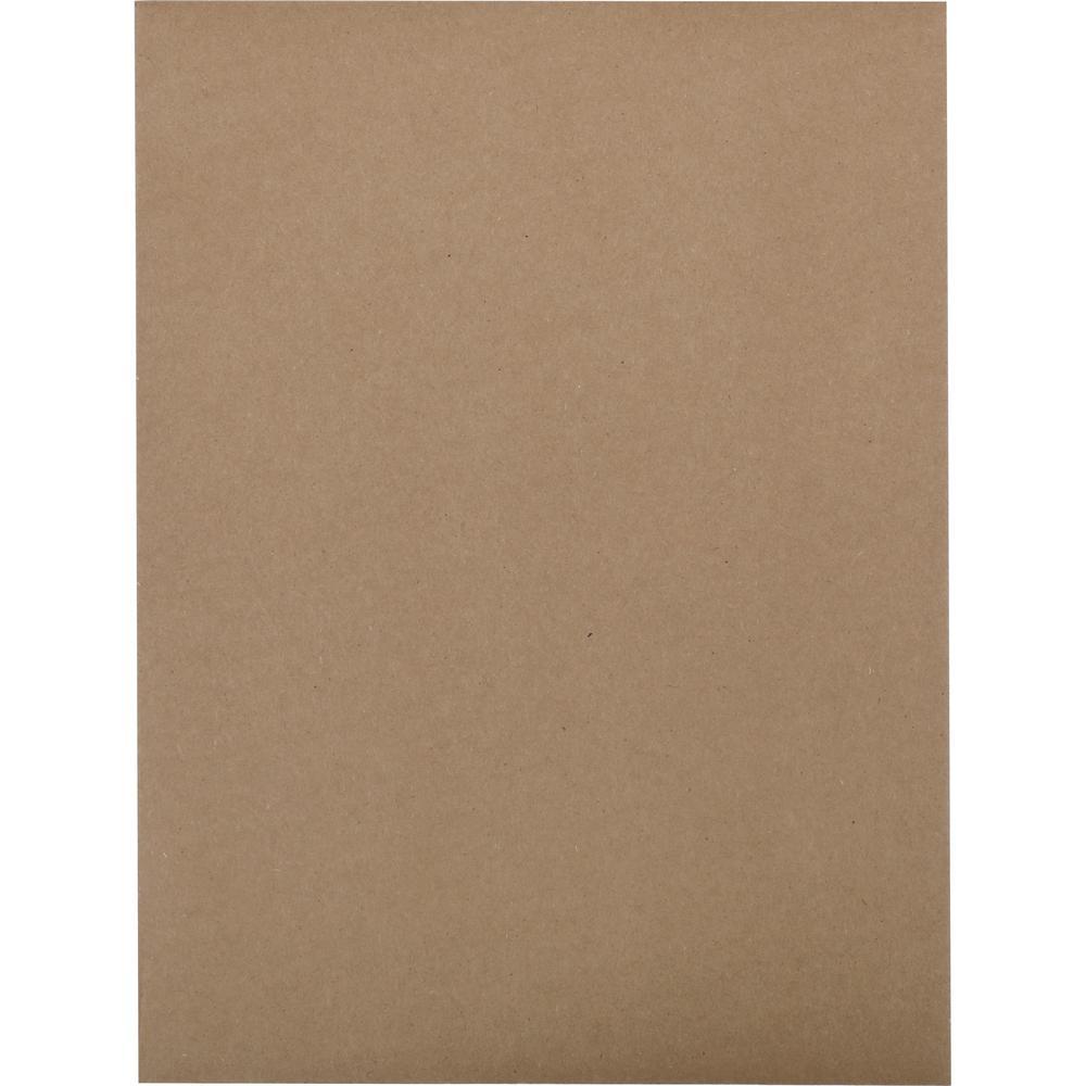 "Quality Park Redi-Strip Eco-friendly Catalog Envelope - Catalog - 10"" Width x 13"" Length - Peel & Seal - 100 / Box - Kraft. Picture 3"