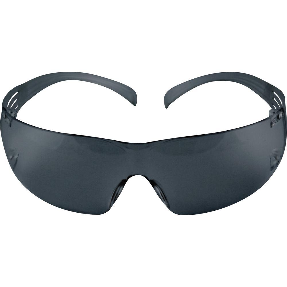 3M SecureFit Protective Eyewear - Ultraviolet Protection - Polycarbonate Lens - 1 Each. Picture 6