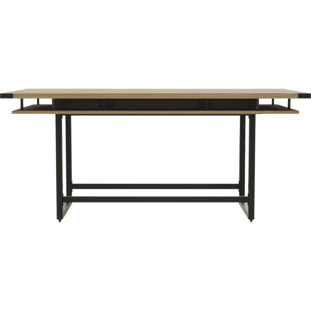 """Safco 8' Mirella Sand Dune Conference Tabletop - 96"""" x 47.3"""" Table Top - Material: Particleboard - Finish: Sand Dune, Laminate. Picture 2"""