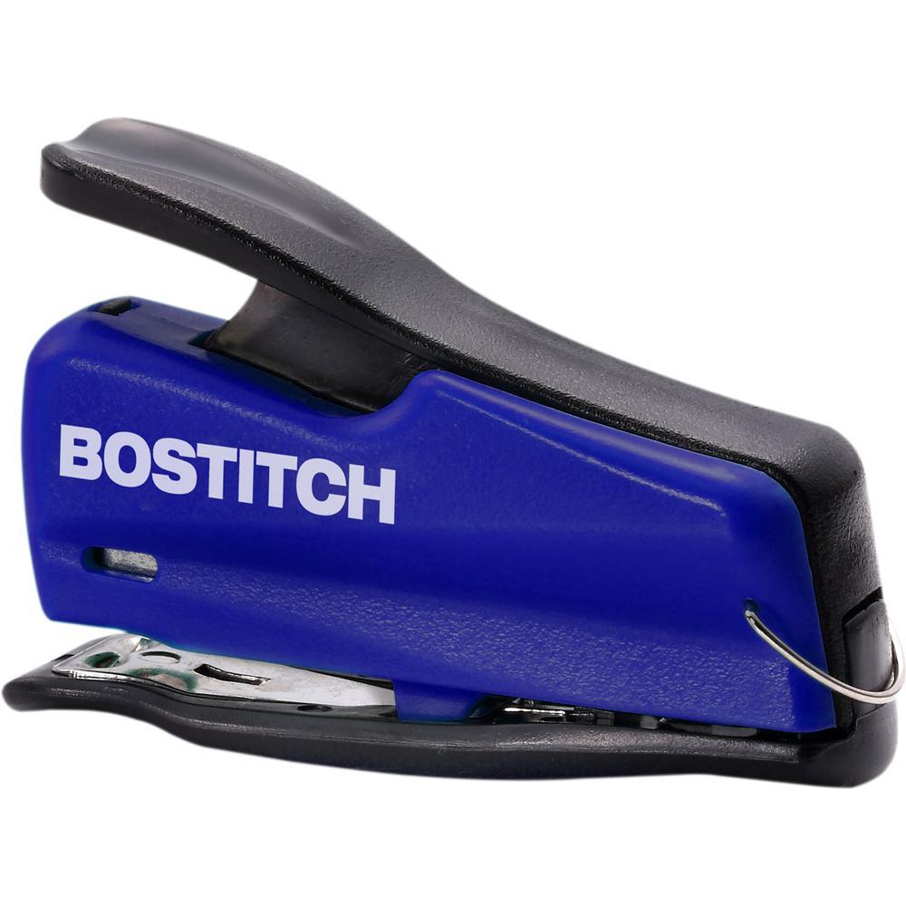 """Bostitch Nano 12 Mini Stapler - 12 Sheets Capacity - 50 Staple Capacity - Mini - 1/4"""" Staple Size - Translucent. Picture 5"""