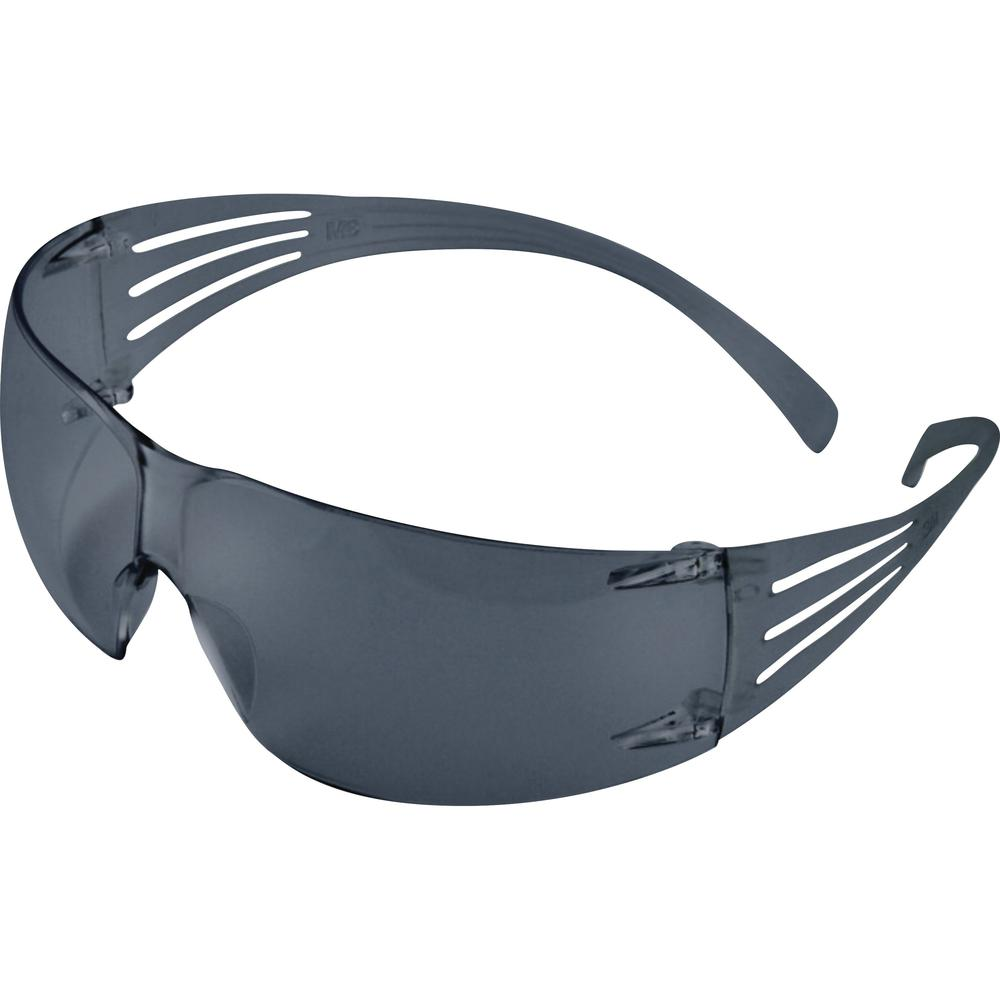 3M SecureFit Protective Eyewear - Ultraviolet Protection - Polycarbonate Lens - 1 Each. Picture 4