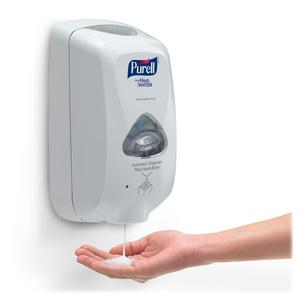 PURELL® Sanitizing Gel Refill - 40.6 fl oz (1200 mL) - Kill Germs - Hand, Skin - Clear - 1 Each. Picture 3