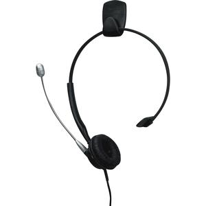 Fellowes Partition Additions™ Hook - 2 lb (907.2 g) Capacity - for Key, Headphone, Garment - Plastic - Dark Graphite - 5 / Pack. Picture 2