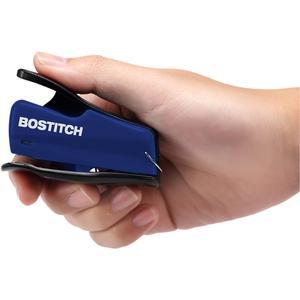 """Bostitch Nano 12 Mini Stapler - 12 Sheets Capacity - 50 Staple Capacity - Mini - 1/4"""" Staple Size - Translucent. Picture 3"""