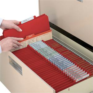 """Smead Press Guard Classification Folders with SafeSHIELD Coated Fastener Technology - Letter - 8 1/2"""" x 11"""" Sheet Size - 2"""" Expansion - 2 x 2S Fastener(s) - 2"""" Fastener Capacity for Folder, 1"""" Fastene. Picture 6"""