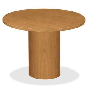 """HON Harvest Round Laminate Table Top - Round Top - 1"""" Table Top"""