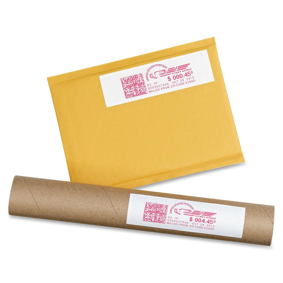 Avery® Address Label - Permanent Adhesive - Rectangle - White - Paper - 2 / Sheet - 30 Total Sheets - 60 Total Label(s) - 3. Picture 5