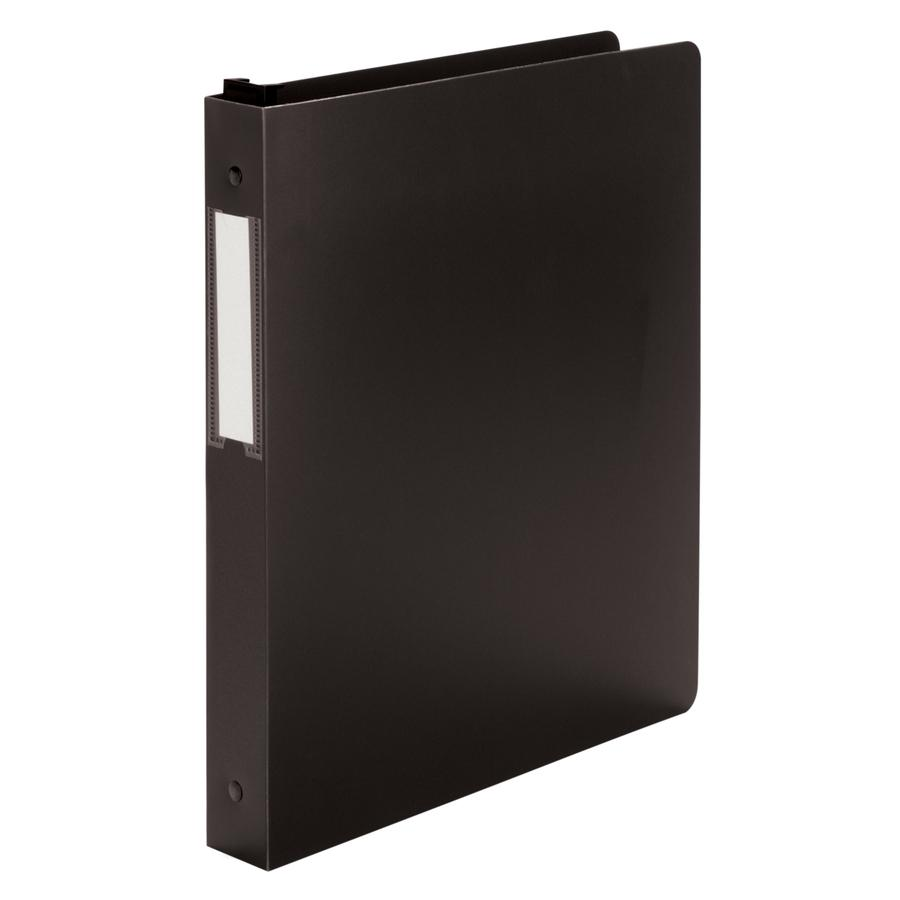 "600 Sheet Capacity 8.50/"" X 11/"" Wilson Jones Dubllock D-ring Binder Letter"