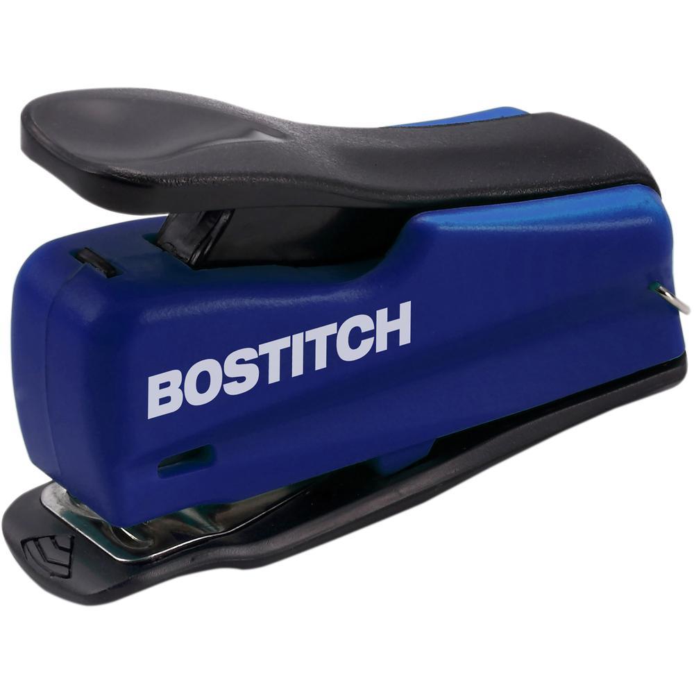 """Bostitch Nano 12 Mini Stapler - 12 Sheets Capacity - 50 Staple Capacity - Mini - 1/4"""" Staple Size - Translucent. Picture 4"""