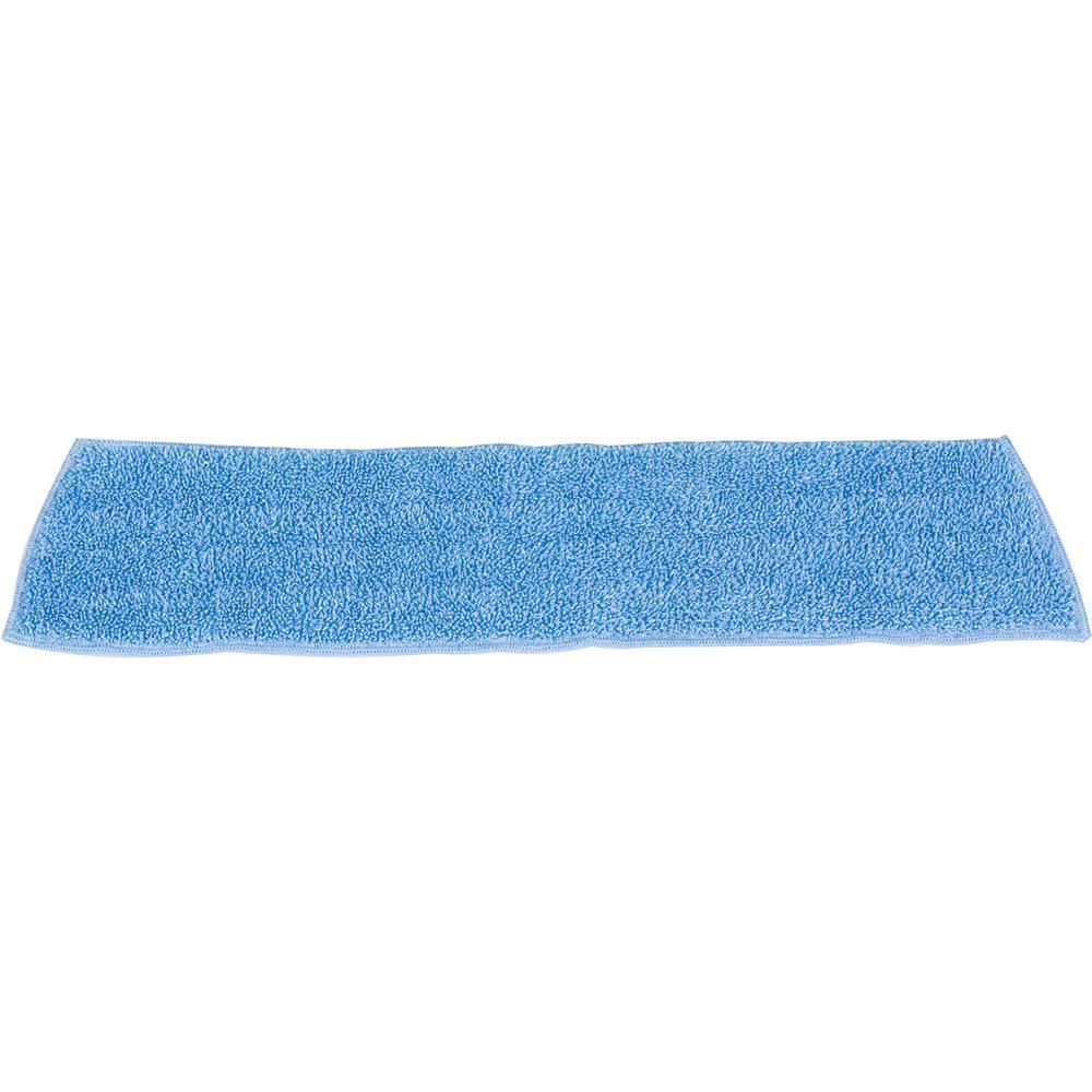 "Rubbermaid Commercial Standard Microfiber Damp Mop - 5"" Width18"" Depth - MicroFiber. Picture 2"