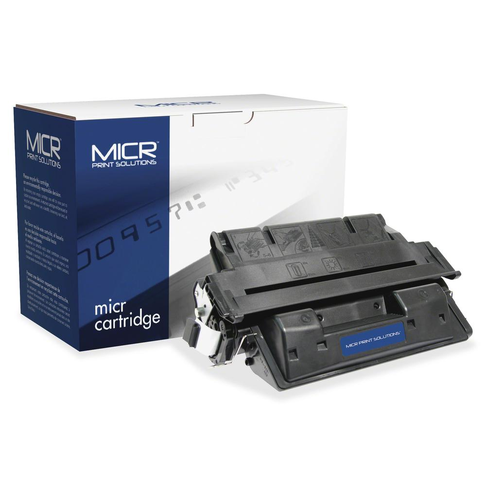 MICR Tech Remanufactured MICR Toner Cartridge - Alternative for HP 61X (C8061X) - Laser - High Yield - 10000 Pages - Black - 1 Each. Picture 3