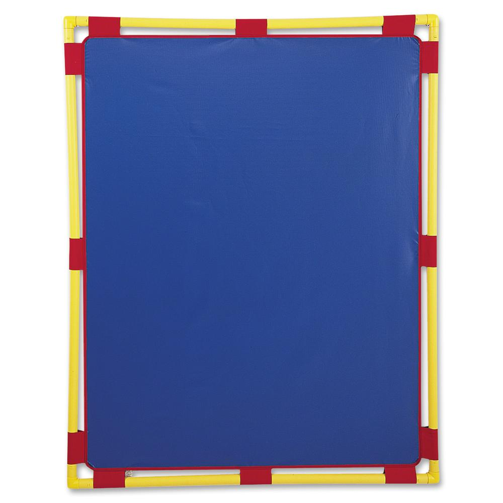 Children's Factory Big Screen Play Panel - Blue. Picture 2