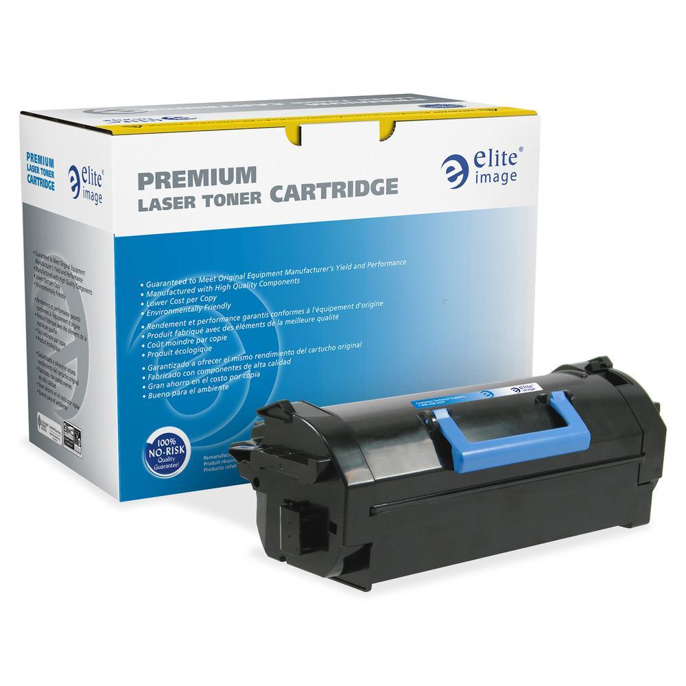 Elite Image Remanufactured Toner Cartridge Alternative For Dell - Laser - 6000 Pages - Black - 1 Each. Picture 2