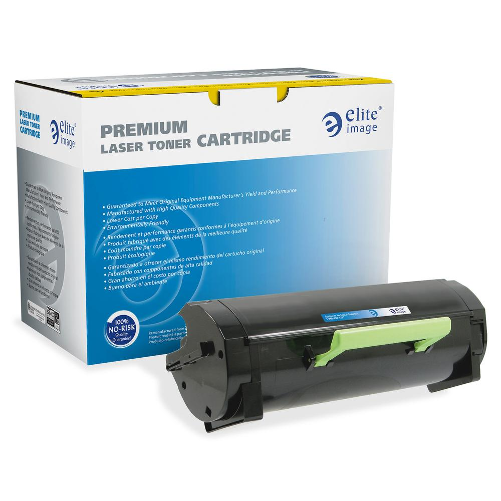 Elite Image Remanufactured Toner Cartridge Alternative For Dell - Laser - High Yield - Black - 20000 Pages - 1 Each. Picture 2