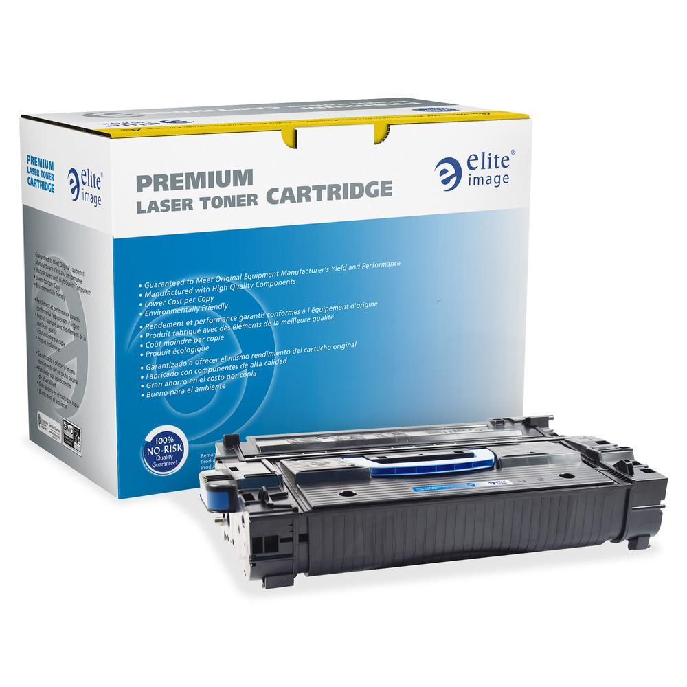 Elite Image Remanufactured MICR Toner Cartridge - Alternative for HP 25X (25X) - Laser - 34500 Pages - Black - 1 Each. Picture 3