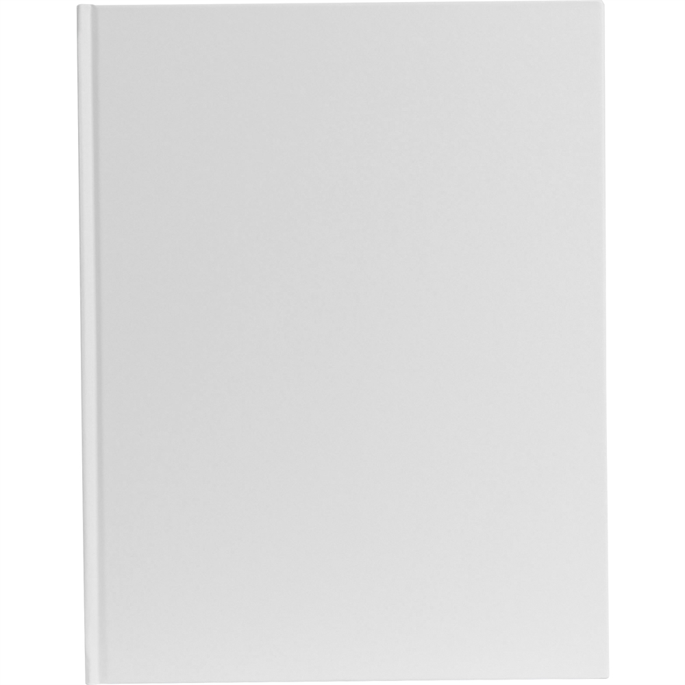 Flipside Hardcover Blank Book - Letter - 14 Sheets - 28 Pages - Unruled -  80. Thumbnail Thumbnail