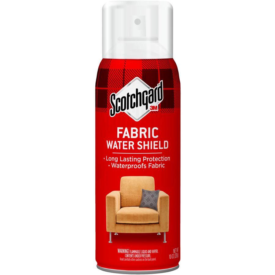 Scotchgard Fabric Water Shield - Liquid - 10 fl oz (0.3 quart) - 1 Each - Aqua. Picture 1
