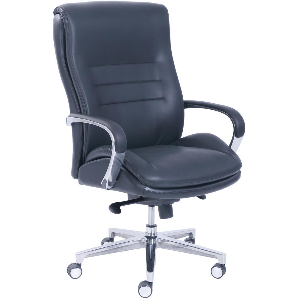 La Z Boy Comfortcore Gel Seat Executive Chair Faux