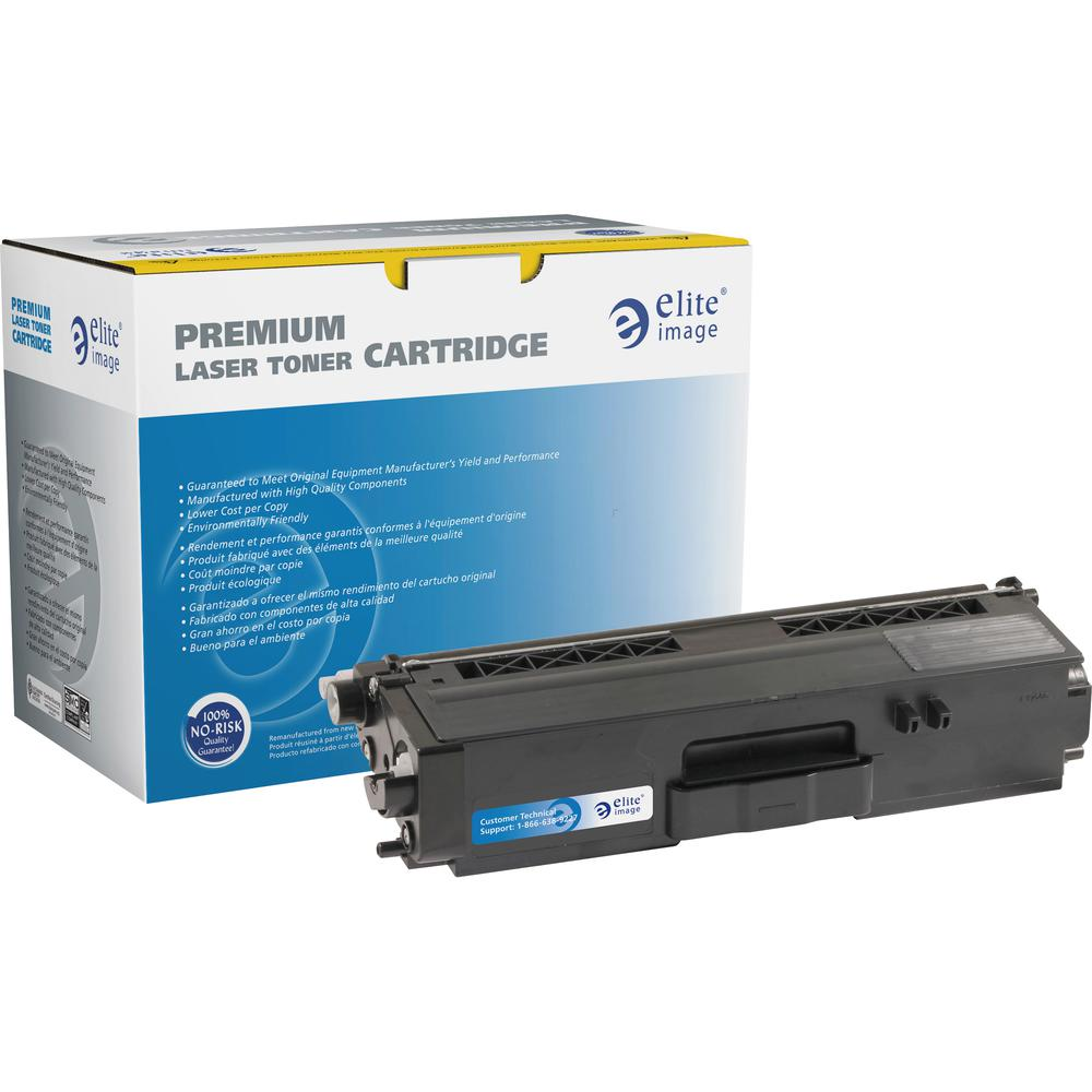 Elite Image Toner Cartridge - Alternative for Brother BRT TN331 - Magenta - Laser - 1500 Pages - 1 Each. Picture 3