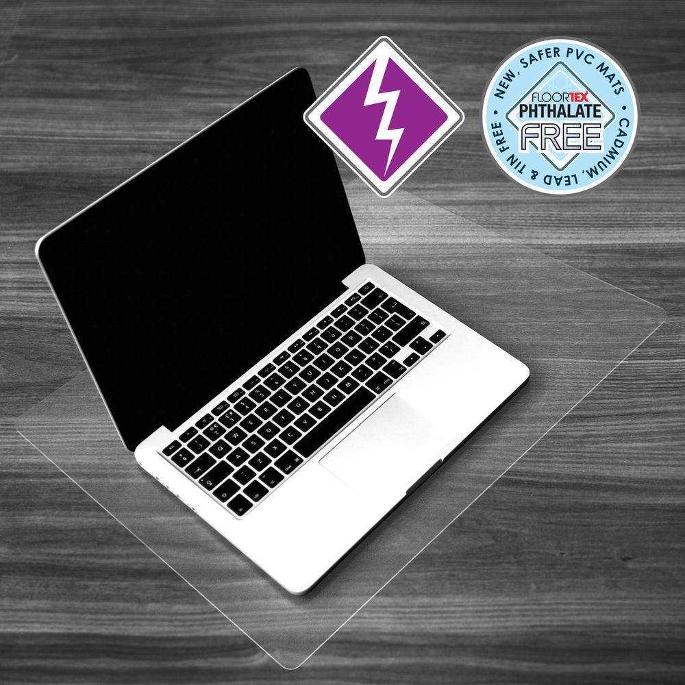 Desktex Anti Static Desk Pad 24 Quot Width X 19 Quot Depth