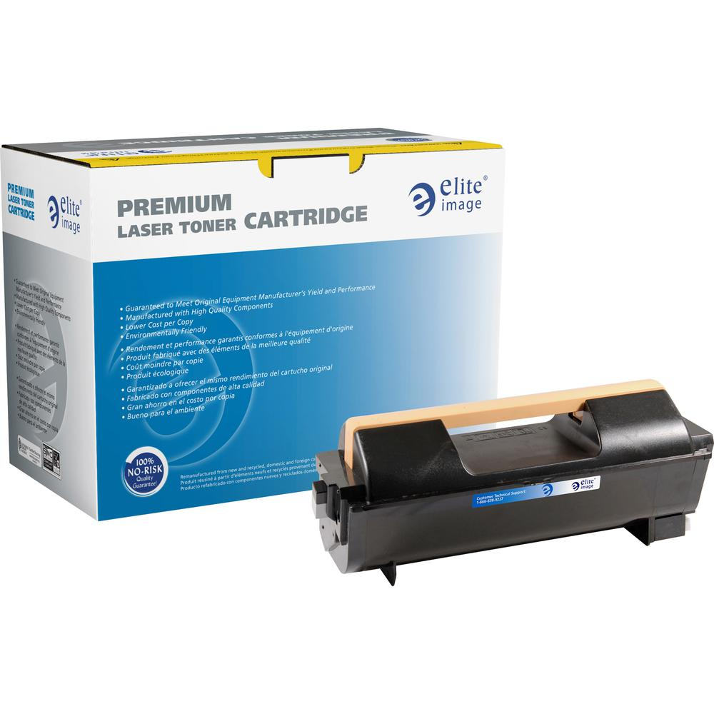 Elite Image Remanufactured Toner Cartridge - Alternative for Xerox 106R01533 - Black - Laser - High Yield - 13000 Pages - 1 Each. Picture 2