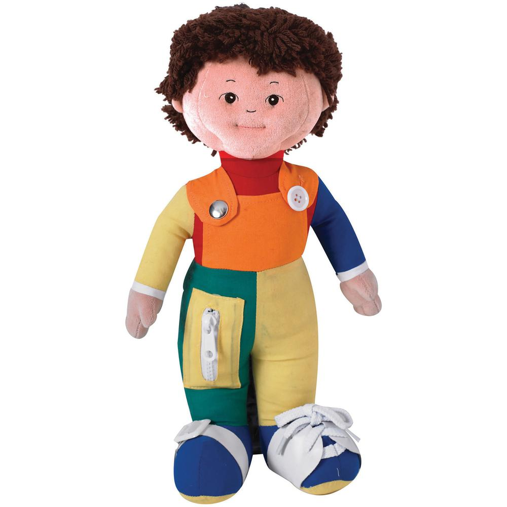 Children's Factory Learn to Dress - Hispanic Boy - Multi. Picture 2