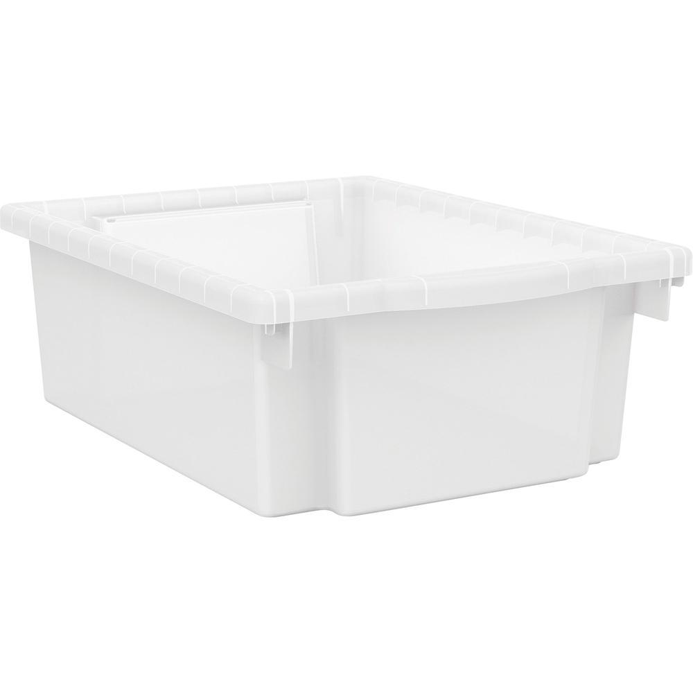 "HON Flagship Storage Collection Bin Kit - 12.8"" x 16"" x 6"""