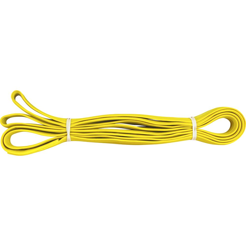 """Alliance Rubber 2403203 Pallet Bands - Extra Large Heavy Duty Industrial Rubber Bands - 84"""" - 12 Bands - Yellow - 84"""" x 1"""" x 1/16"""" - Fits 36"""" x 42"""" to 36"""" x 48"""" Pallet. Picture 2"""