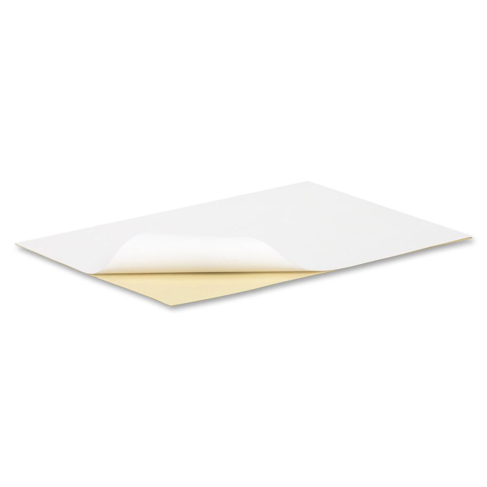 """NCR Paper Superior Inkjet Print Copy & Multipurpose Paper - Letter - 8 1/2"""" x 11"""" - 20.50 lb Basis Weight - 500 / Pack - White, Canary"""