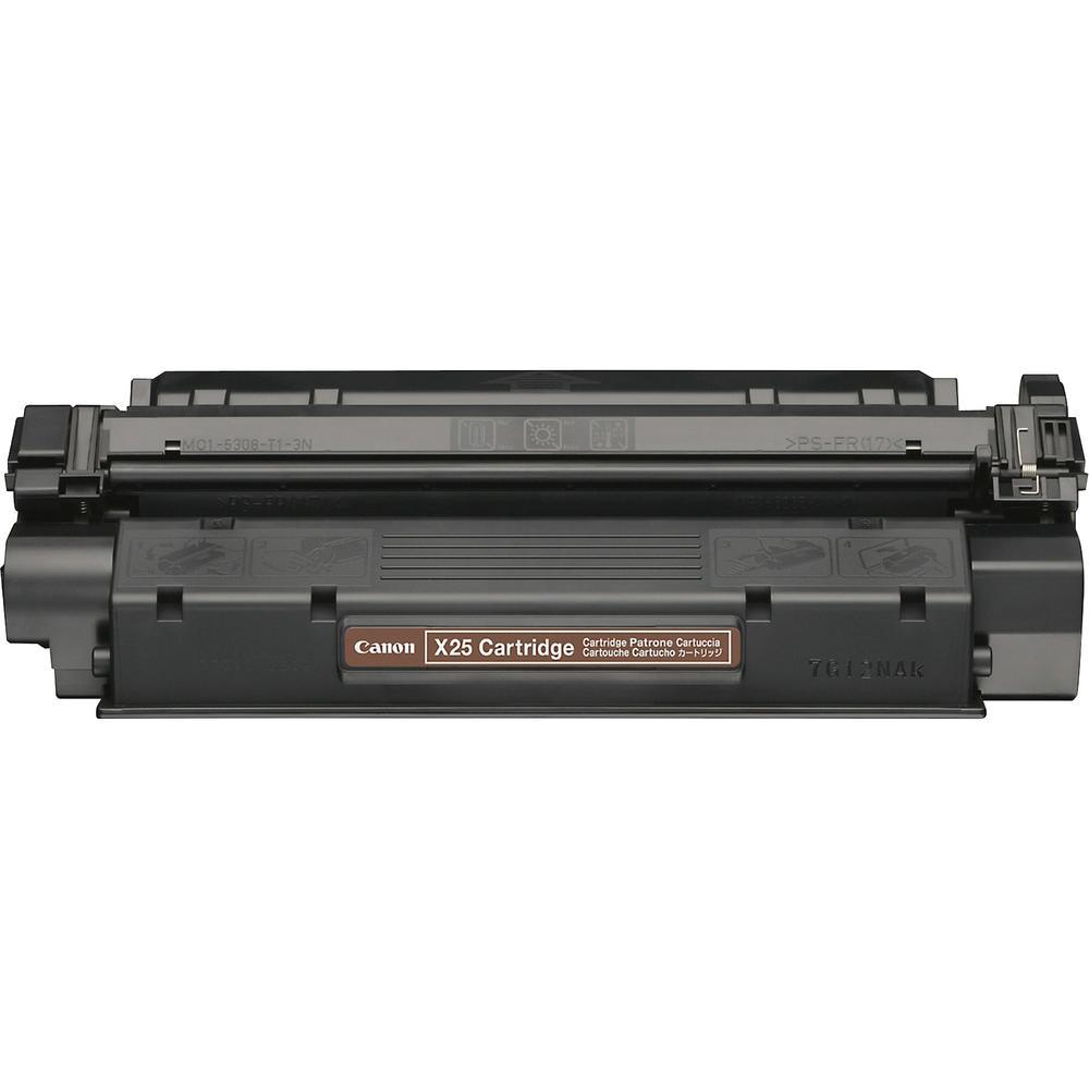 Canon Cartridge X25 Original Toner - Laser - 2500 Pages - Black - 1 Each. Picture 2