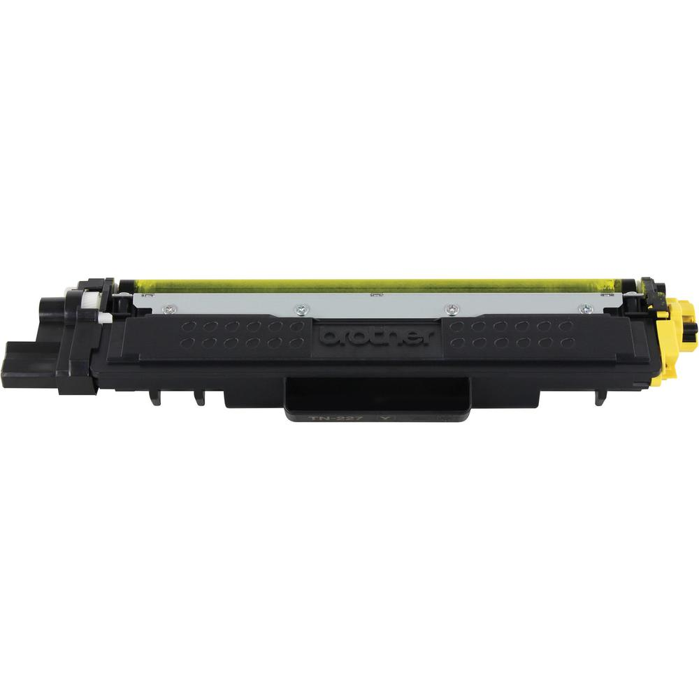 Brother Genuine TN-227Y High Yield Yellow Toner Cartridge - Laser - High Yield - 2300 Pages - 1 Each. Picture 3