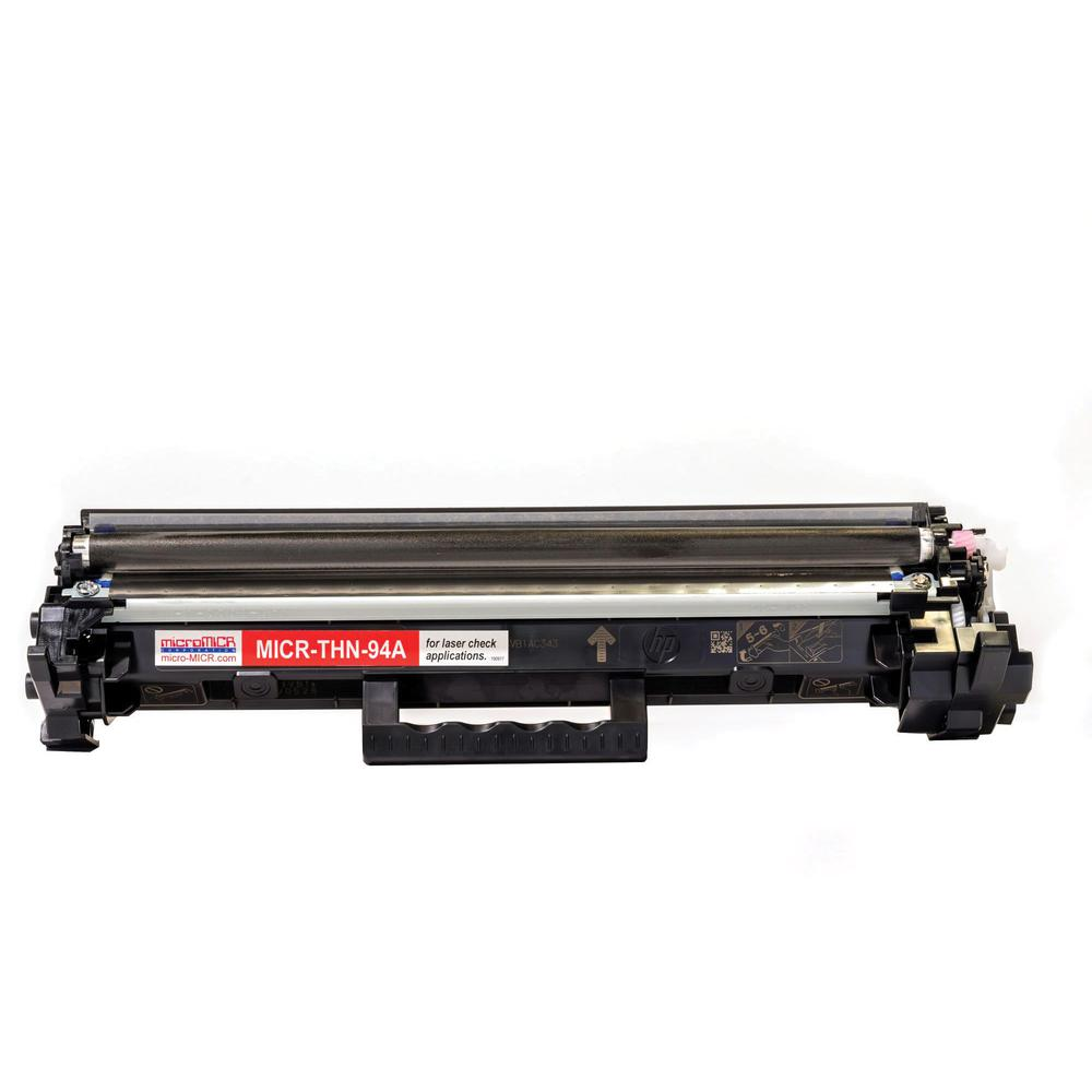 microMICR MICR Toner Cartridge - Alternative for HP CF294A - Black - Laser - 1200 Pages - 1 Each. Picture 3