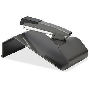 "Bostitch Booklet Stapler - 20 Sheets Capacity - 210 Staple Capacity - Full Strip - 1/4"" Staple Size - Black. Picture 7"