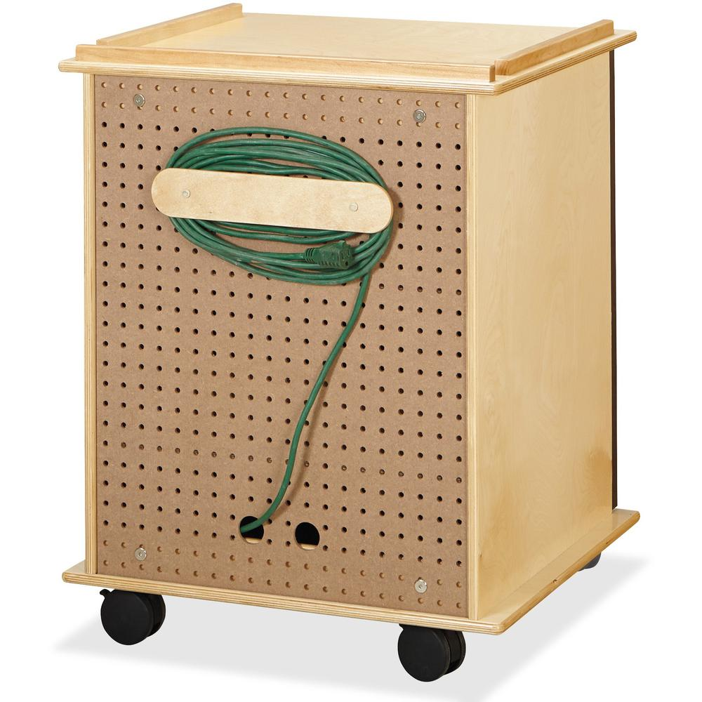 Jonti Craft Laptop Tablet Storage Cart 24 Quot Width X 23