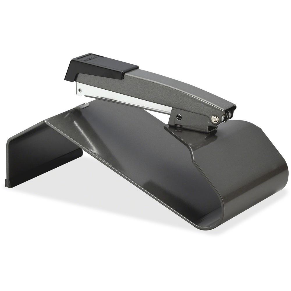 "Bostitch Booklet Stapler - 20 Sheets Capacity - 210 Staple Capacity - Full Strip - 1/4"" Staple Size - Black. Picture 5"